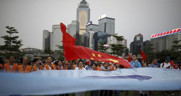 """""""Policie zasahuje příliš tvrdě."""" K protestům v Hongkongu se přidali učitelé"""