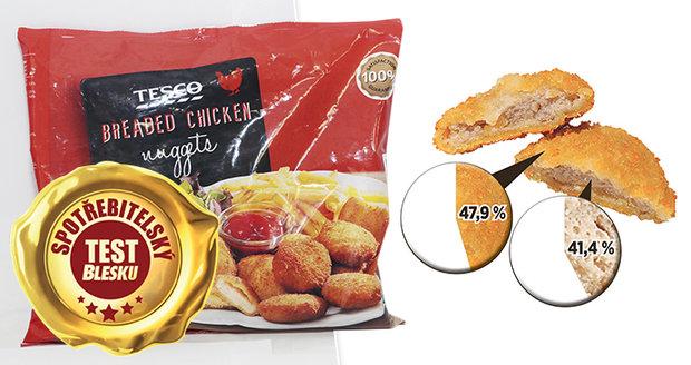 Koupili byste takový výrobek svým dětem k rychlé večeři?