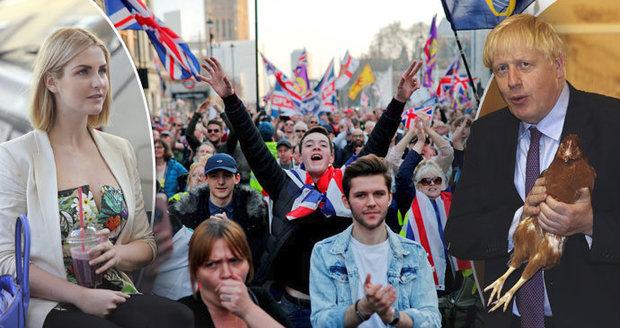 Češi se do Británie jen tak nepodívají. S brexitem končí volný pohyb lidí