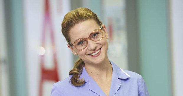 Hana Kusnjerová v seriálu Ordinace v růžové zahradě 2