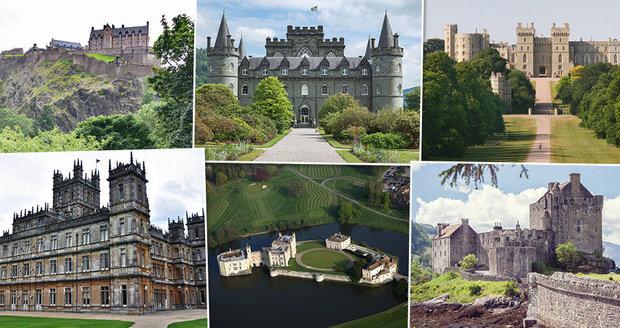Británie se pyšní opravdovými architektonickými skvosty!