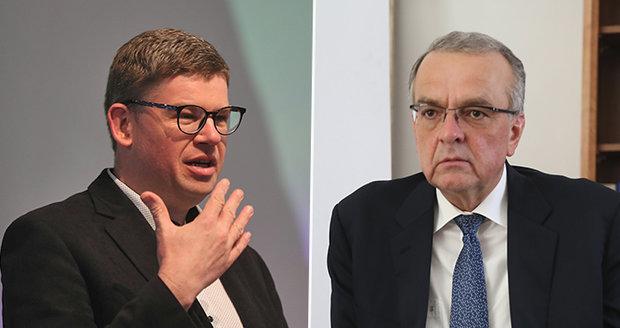 """Pospíšil promluvil o Kalouskově """"chybě"""". A vysvětluje, proč skončí v čele TOP 09"""