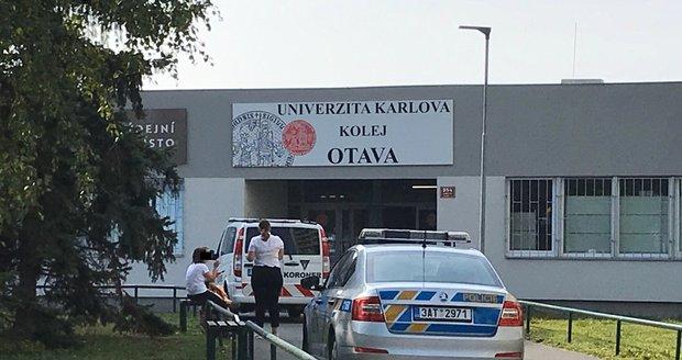 Smrt na studentských kolejích v Praze! Mladíka (†21) našli ráno bez známek života
