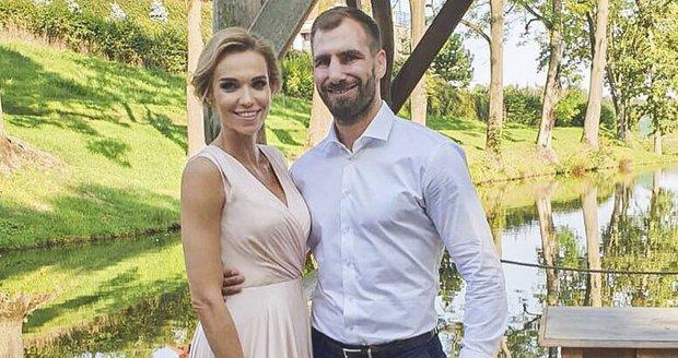 Hanka Mašlíková přiznala problémy ve vztahu s manželem Andrém