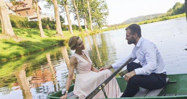 Hanka Mašlíková přiznala problémy ve vztahu s manželem Andrém.