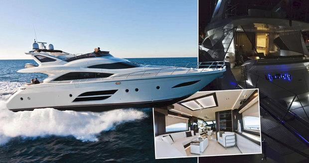 Chorvaté zuří kvůli lodi českého milionáře: Jaký je příběh luxusní jachty, která podle nich znečistila Jadran?