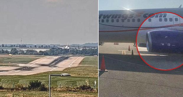 """""""Hazard se životy,"""" čílí se exministr na Smartwings. Expert: Let bez motoru je vždy riziko"""