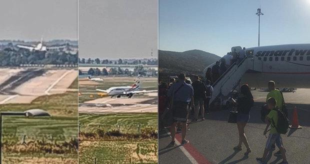 Tichý let Smartwings s jedním motorem: Zaměstnanci promluvili na sociálních sítích