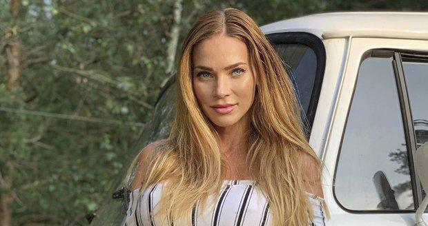 Andrea Verešová je krásná žena
