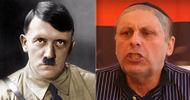 Hitler dostal pokutu za líbání školačky (13): Pedofilní stařec je prý vůdcův poslední žijící příbuzný