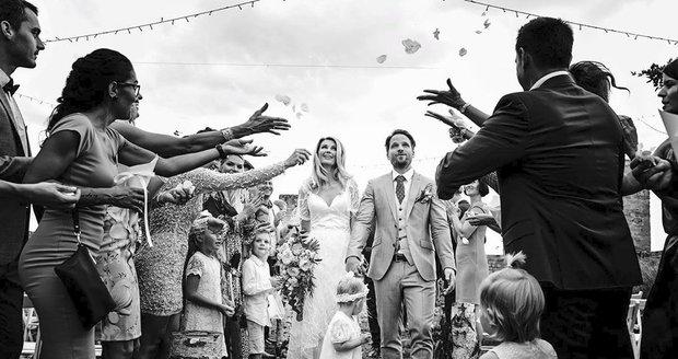 Svatba Sandry a Pavla Pospíšilových