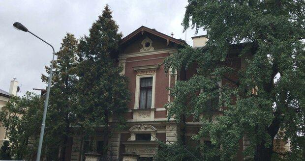 Vila v Praze 6, kvůli které měl být partnerský pár zavražděn.