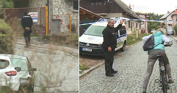 Svědci promluvili o střelbě v Kostelci: Proč došlo ke krvavém dramatu?