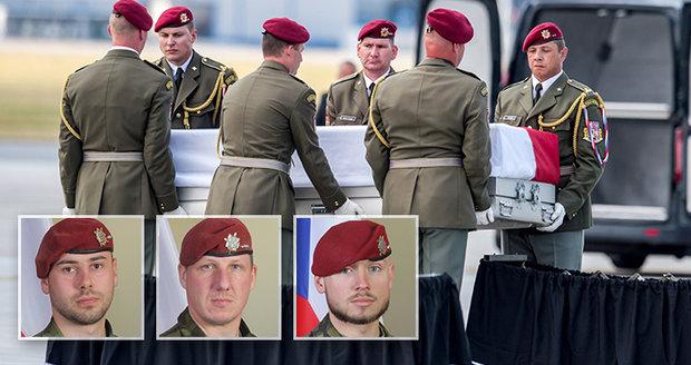 """Gratuloval k zabití tří českých vojáků """"afghánským vlastencům"""". Čeká muže soud?"""