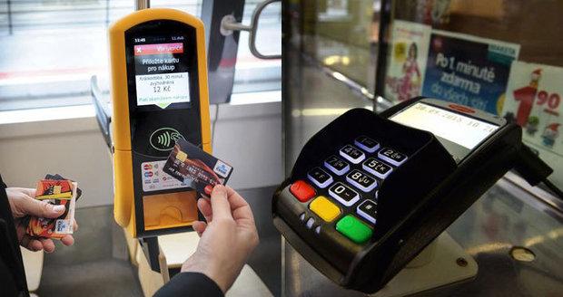 Pozor na problémy u bezkontaktních plateb, varovala ČNB. Co na to obchodníci?