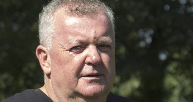 Starosta Mutěnic Dušan Horák (56).