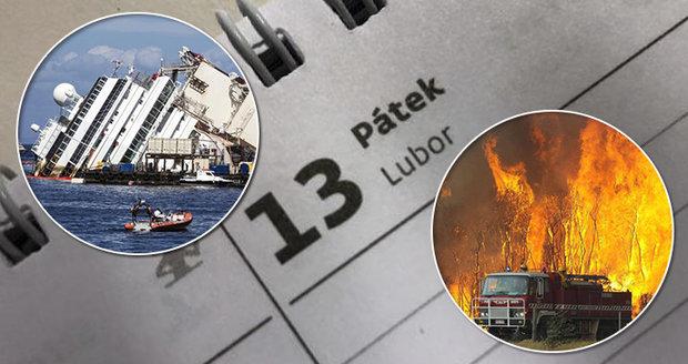 Nastalo nejhorší datum: Na pátek 13. umírali lidé, termín děsí dlouhá staletí