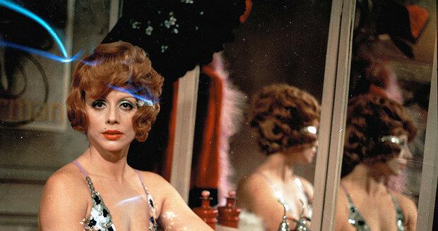 1973 - Naďa Urbánková ve filmu Slečna ze spořitelny