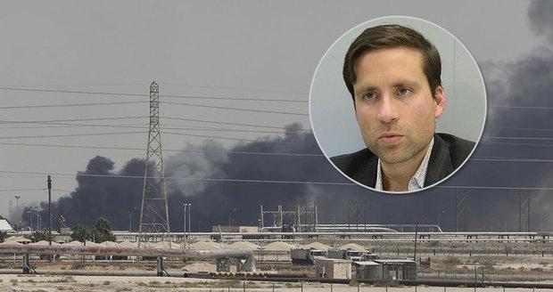 Český analytik: Připravte se na drahý benzín! K vyvolání krize teroristům stačilo pár dronů