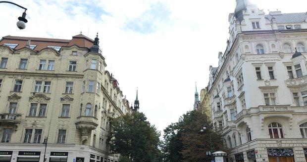 Praha 1 (ilustrační foto)