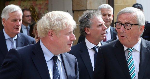 Brexitová dohoda je na světě. Johnson se domluvil s Junckerem, jak Británie opustí EU