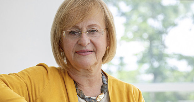 Doktorka Hana Roháčová