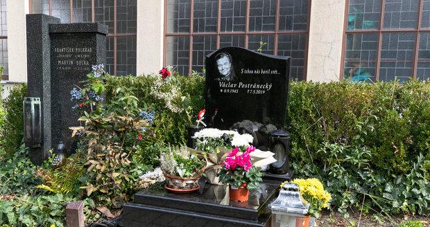 Hrob Václava Postráneckého