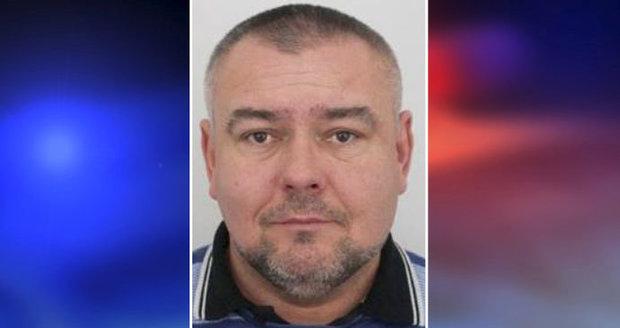 Policie hledá Ludvíka Macha (48) z Hodonínska.