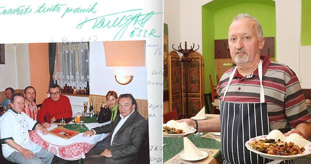 Je to přesně 30 let, co se v Karlových Varech v tamním Grandhotelu Moskva – dnes Pupp – točil televizní seriál Rozpaky kuchaře Svatopluka.