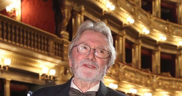 Ladislav Mrkvička s Thálií