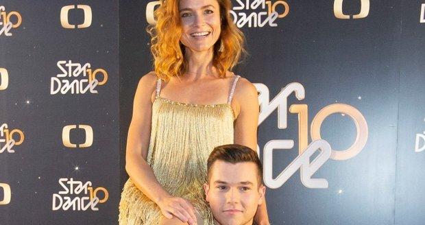 StarDance: Radka Třeštíková a Tomáš Vořechovský