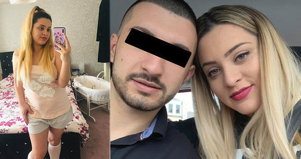 Novopečená máma (21) nechala na facebooku dojemný vzkaz o svém miminku: Její partner Denis ho ubodal!