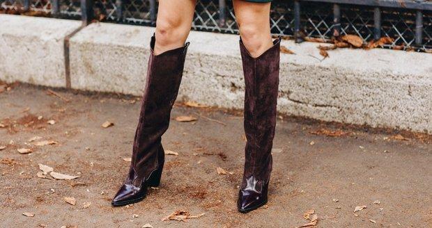 Které boty vám nesmí tento podzim uniknout?