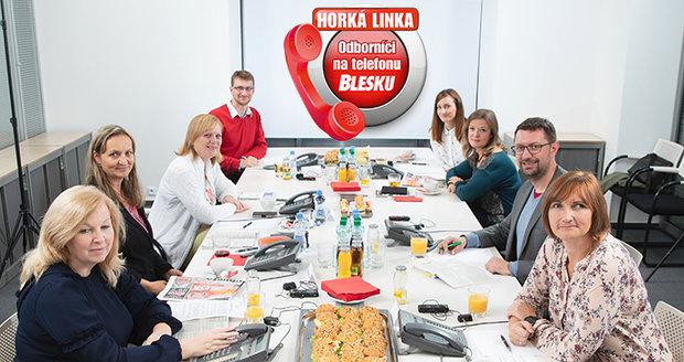 Odborníci z ČSSZ a Úřadu práce ČR se sešli v redakci Blesku