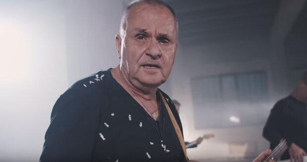 Drsný videoklip Joža Ráže a Elánu