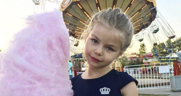 Malá Alina je prý nejkrásnější holčičkou na světě