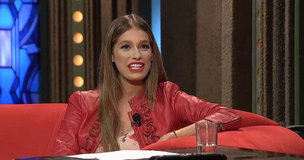 Jasmina v Show Jana Krause
