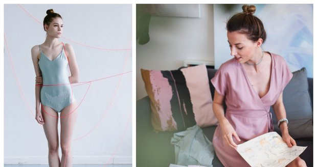 Studentka ČVUT vymyslela body, které nahradí růžovou pilulku! Zatočte s bolestmi jinak