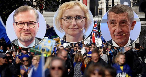 """Fraška"" i ""drastický způsob"". Babiš a další sepsuli vývoj brexitové dohody"