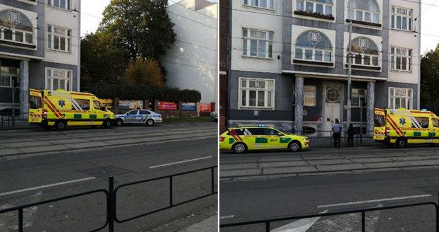 Střelba v centru Brna! Mrtvá žena a vážně postřelený muž v památkově chráněném domě!