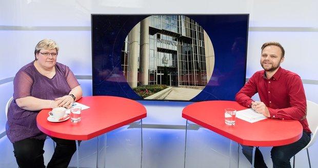 Vysílali jsme: První Češka ve vedení Interpolu. Jak obstojí?