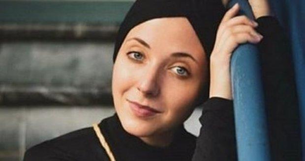 Anička v turbanu