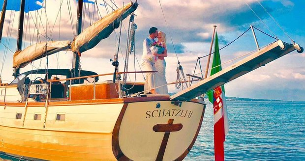 Svatba Domenica Martucciho