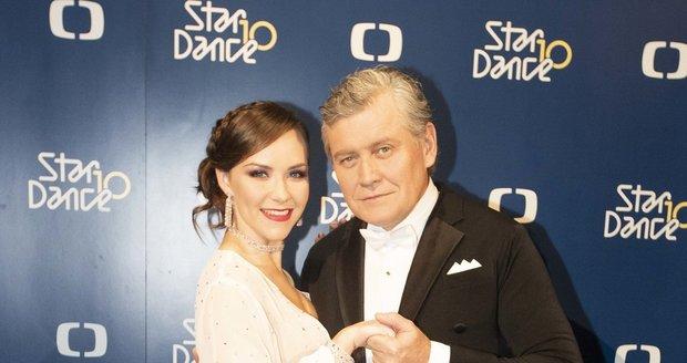 Miroslav Hanuš a Adriana Mašková