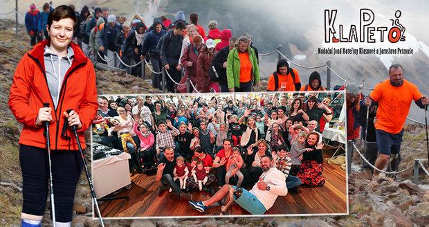 Dobročinný pochod na Sněžku: 1,7 milionů korun pro potřebné