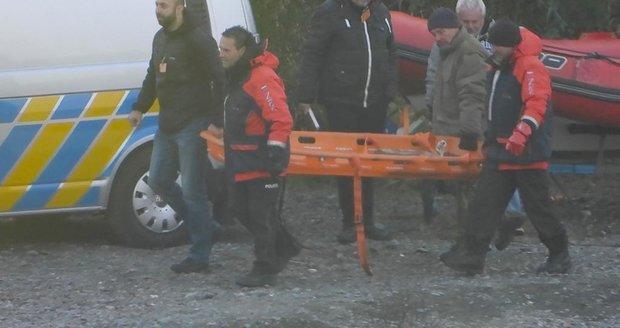 Potápěči prohledávali Želivku od září do října.