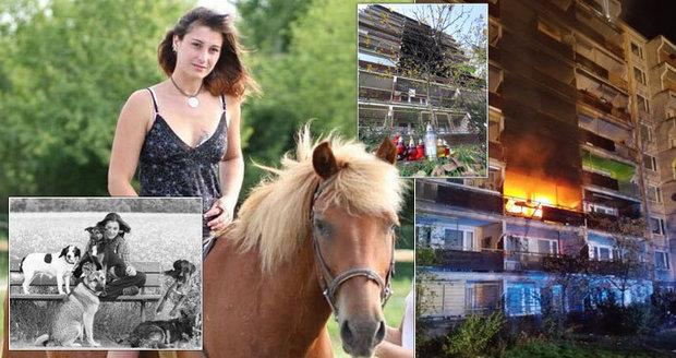 Na Veroniku lidé vzpomínají s upřímným smutkem. Mnozí si ji pamatují pro její lásku ke zvířatům i ochotě pomáhat druhým.  Osudným se jí stal požár v obytném domě na Černém Mostě, kde žila 10 let.