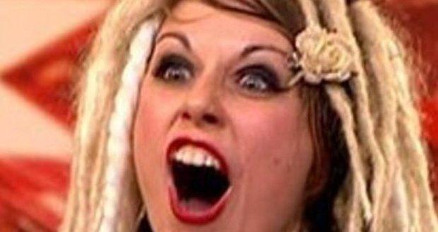 Ariel Burdett v X Factoru