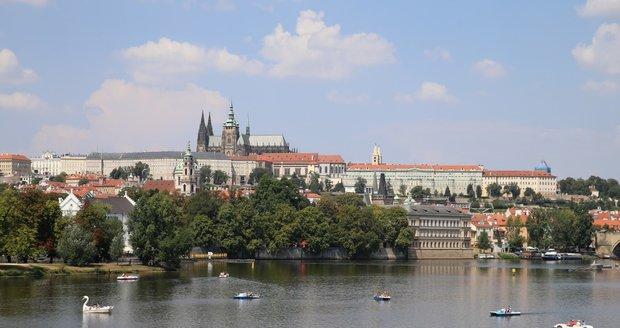 Praha se rozroste o dalších 90 až 160 tisíc lidí. Ilustrační foto