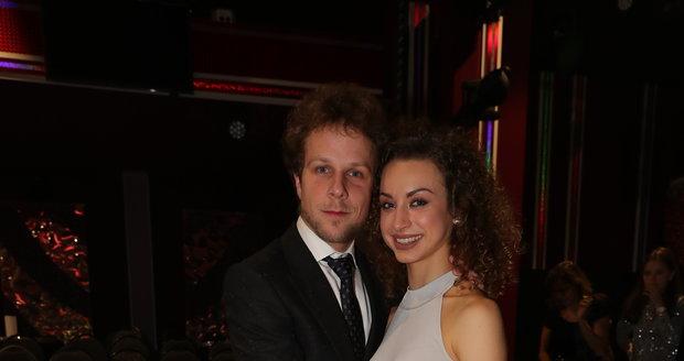 Natálie Otáhalová s Janem Onderem